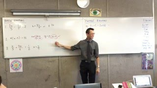 Further Equations (1 of 2: Introductory Examples)