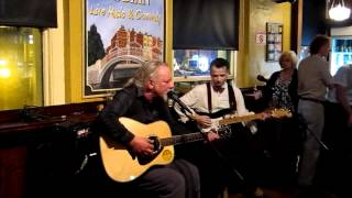 Folsom Prison Blues - Dermot Byrne and Kevin Davenport