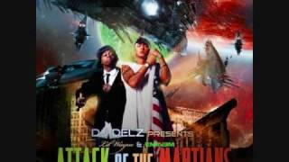 Lil Wayne Ft eminem - Drop it low (REMIX) [ Hello itz da martian ]