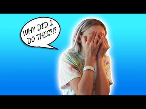 Reacting To My Old CRAZY Brows!!!   Sarah Dorothy Little