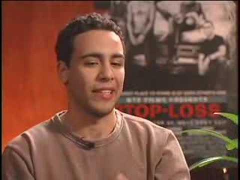 Victor Rasuk Interview: Stop-loss