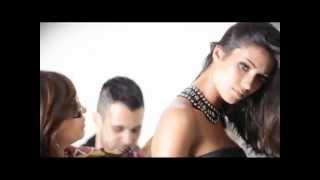 Federica Nargi Backstage Koralline 2012