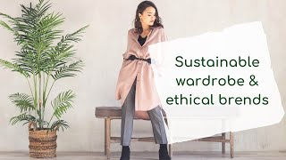 SUSTAINABLE FASHION & ETHICAL BRANDS