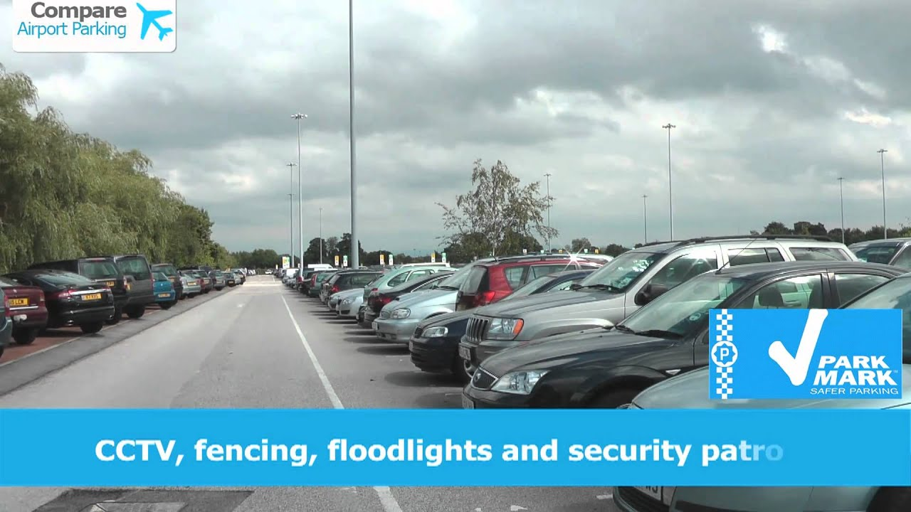 Manchester Airport Parking Manchester Airport Long Stay T13 Youtube