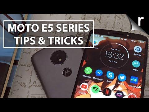 motorola-moto-e5-series-|-tips-and-tricks
