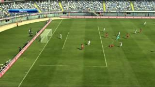 PES 2013 -   Goal, Crazy Referee