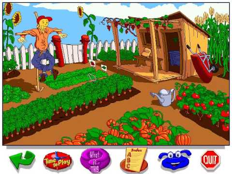 Let's Explore The Farm With Buzzy The Knowledge Bug Full ...