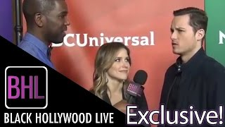 Jesse Lee Soffer & Sophia Bush from NBC