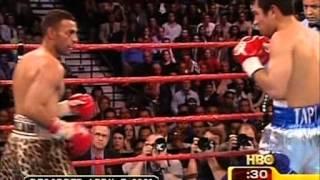 Marco Antonio Barrera vs Prince Naseem Hamed