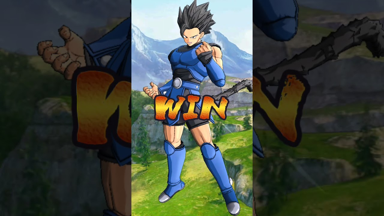 Dragon Ball Legends Beta Raditz gameplay