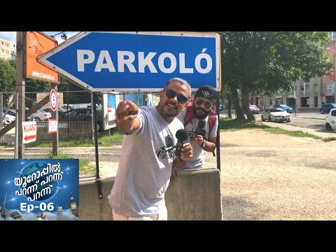 #EuroppilParannuParannuParannu I Ep - 06 Hungary, the land of Peace N Beauty | Mazhavil Manorama