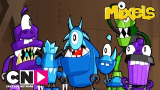Mixels I Klinker A.Ş I Cartoon Network Türkiye