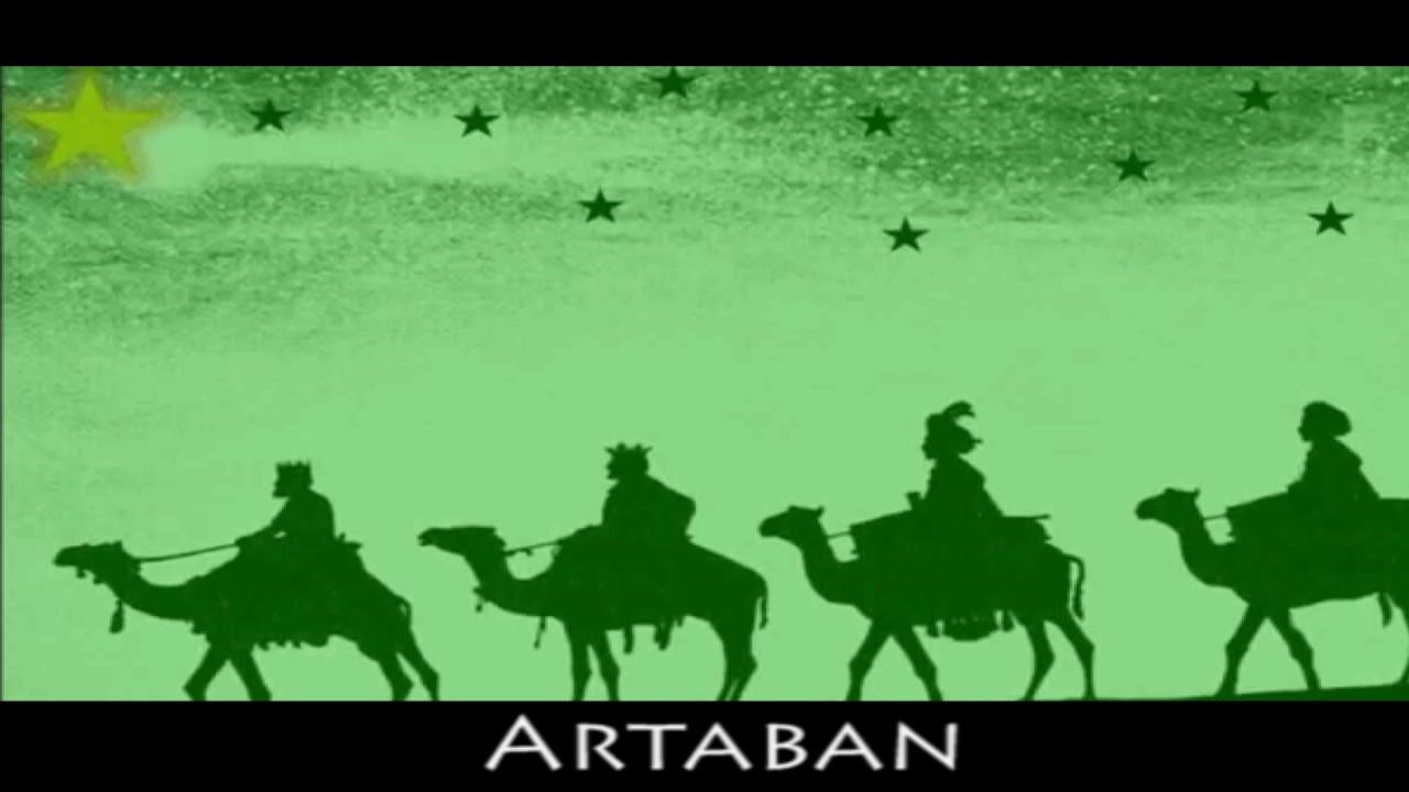 Artaban, el cuarto Rey Mago - YouTube