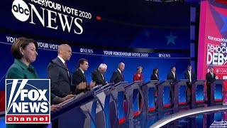2020 Dems clash, make big promises on Houston debate stage