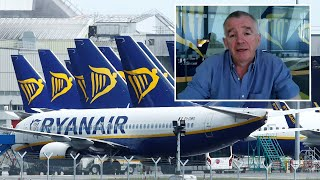 video: Ryanair wants 1,000 flights a day by July
