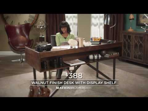 Upgrade Your Home Office Today! (7112) www.mathisbrothers.com