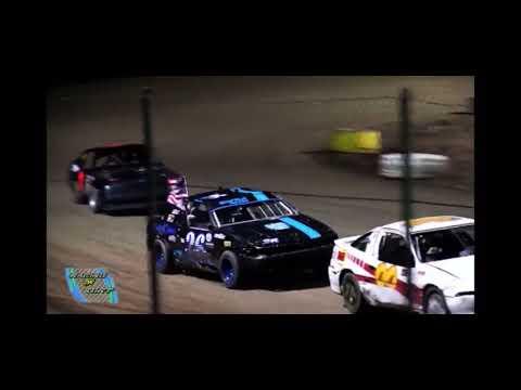 Merritt Speedway 4 cylinder 50th anniversary 8-4-18