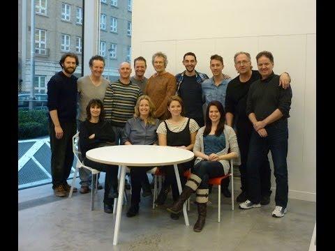 A Christmas Carol Rehearsal Photos - London, November 2013