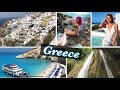 YOU NEED TO GO HERE BEFORE YOU DIE! travel to Greece (Santorini, Athens & one of the best beaches)
