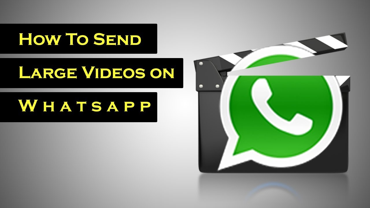 max size video can be sent on whatsapp
