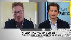 Canada Toronto Real Estate Housing Market Crash 40% 2020