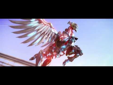 Saint Seiya (New armors)- LEGEND of SANCTUARY-New Trailer-(Oficcial) HD