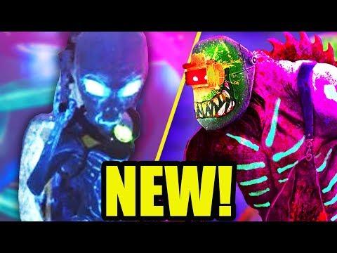 *NEW* ZOMBIES BOSS BATTLE MODE GAMEPLAY! - IW ZOMBIES HALLOWEEN BOSS BATTLE EVENT!