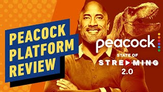 Peacock Streaming Service Review