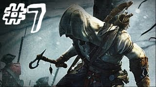 Assassin's Creed 3 Gameplay Walkthrough Part 7 - The Soldier - Sequence 2