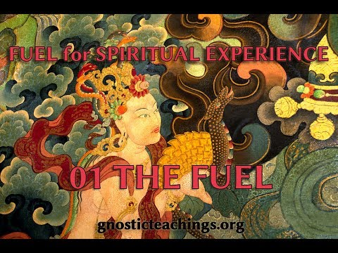 Fuel for Spiritual Experience 01 The Fuel