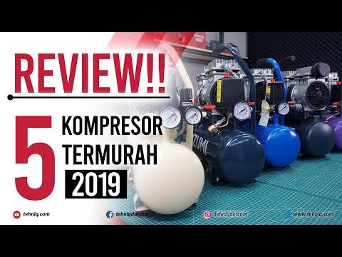 Review 5 Kompresor Oilless (tanpa Oli) Termurah 2019 Merek Lakoni, Matrix, Izumi, Artix Dan H&l