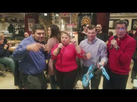 Bridgeport Reps Sing Uptown Funk