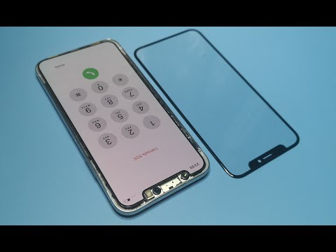 🔧iPhone X & XS Max Glass Only Replacement - Home Solution👍