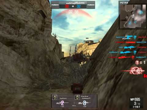 Wolf Team - Sniper match