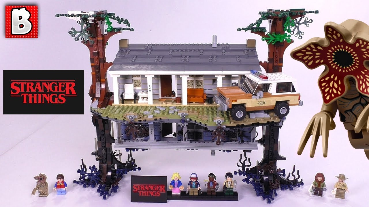 LEGO Stranger Things: The Upside Down 75810 FULL Review