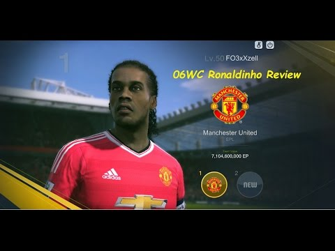 Wc Ronaldinho Review Is He Worth It Fifa Online  English