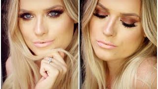 One of Jordan Bone's most viewed videos: Bombshell Makeup Tutorial ♡ Jordan Bone