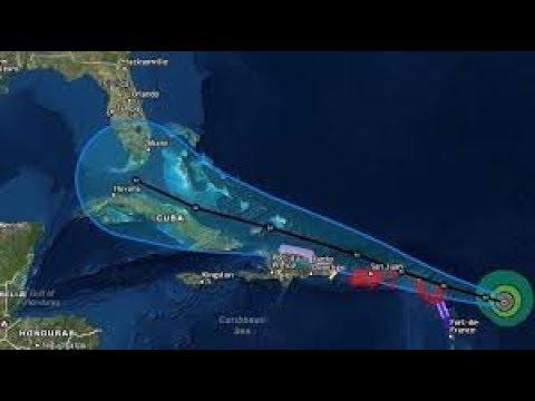 LIVE Hurricane Irma Dashboard - Weather and Radar - 24/7 Coverage - Live Key West Florida Webcam