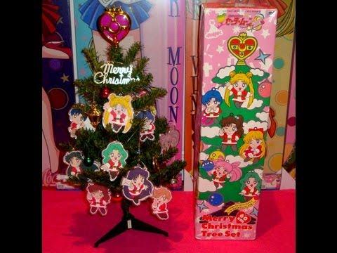sailor moon s christmas tree toys and ornaments sailor moon toys