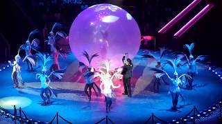 Девушка в шаре Что с ней будет Магия цирка на Цветном