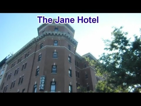 The Jane Hotel - Tour and Review