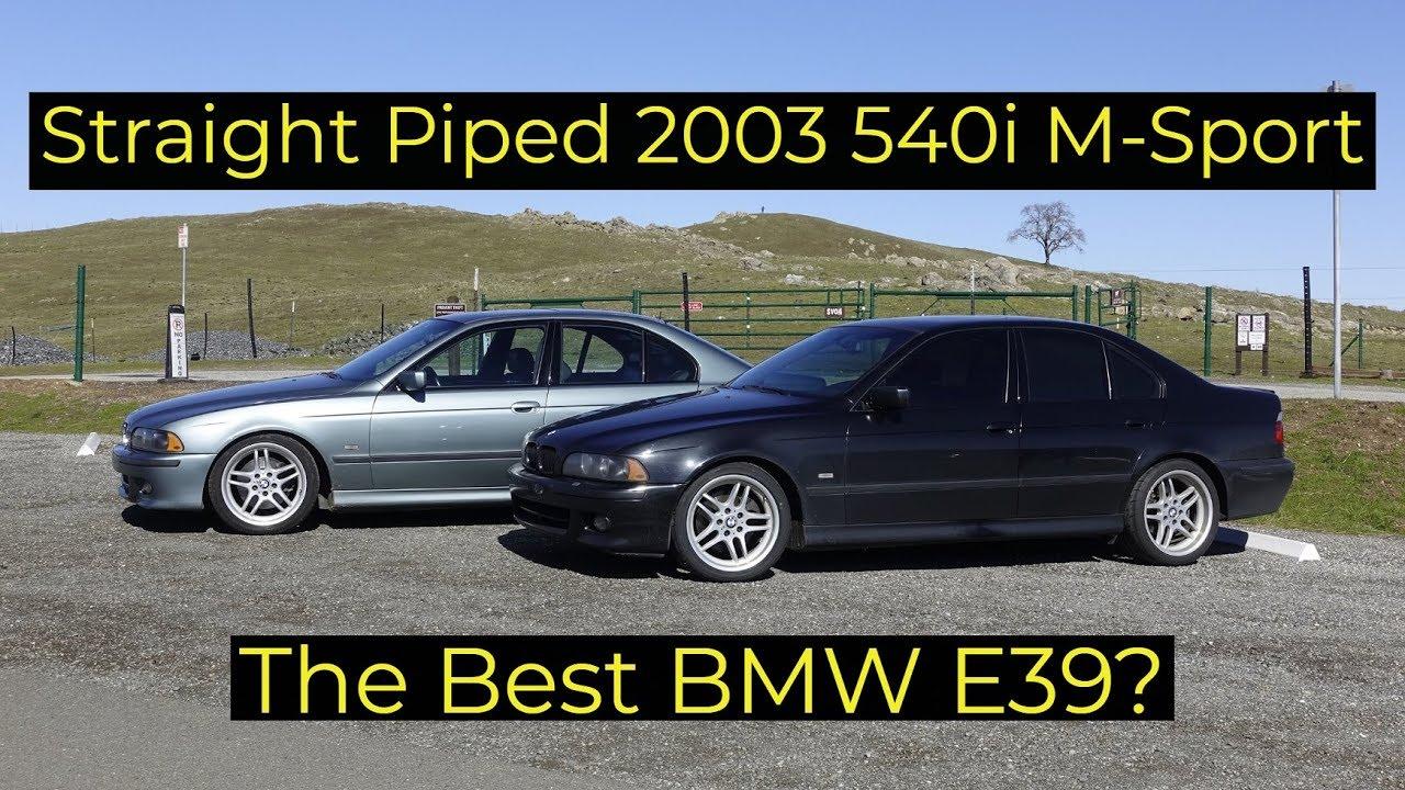 540i 2003 review