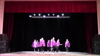 Студия современного танца «Synergy», г. Ярославль — Кружит