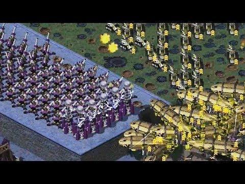 SURVIVAL FORTRESS 5.0 Edited No air units Red Alert 2 Yuri's Revenge