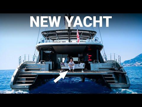 Teaser of My New Yacht in Monaco | Nico Rosberg