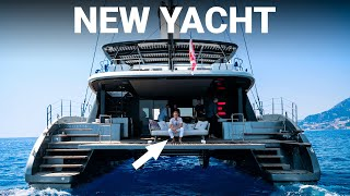 Teaser of My New Yacht in Mona…