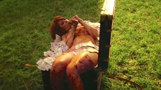"""Rihanna's BLOODY NUDE """"Bitch Better Have My Money"""" Video! (Be Yourselfie)"""