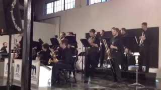 ETBU Jazz Band 4/12/13