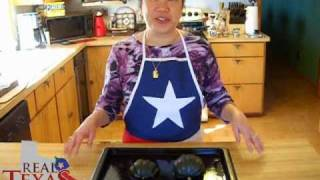 Real Texas Wild Rice Stuffed Acorn Squash Part 3 Of 5