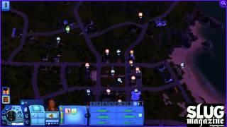 SLUG Game Review -- The Sims 3: Island Paradise